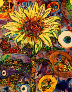 Find images and videos about trippy, psychedelic and sunflower on We Heart It - the app to get lost in what you love. Hippie Life, Hippie Art, Hippie Gypsy, Painting Inspiration, Art Inspo, Sun Background, Sunflower Art, Psychedelic Art, Indie