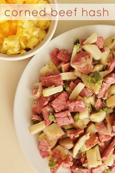 High Heels and Grills: Man Mondays: Corned Beef Hash. This may be noted as a MAN meal, but as a girl, I love it too! It's incredibly easy to make and tastes delicious!