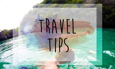 Travel Tips Cover