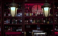 The Doce Gin Club in Valencia, Spain - it has 518 gins available to try! The most gins in the world!