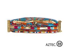 Aztec. via The Cools for the perfect #summer #accessory or gift?
