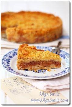 Szarlotka (apple pie) by Olga Smile.