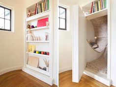 Secret passageways and hidden rooms aren't just for Scooby-Doo villains and mysterious millionaires. Homeowners and apartment dwellers are creating their own creative, covert spots that are perfect…