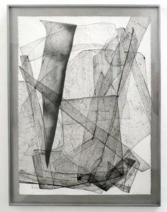 Eben Goff - 'Batholith Etchings' - Aluminium Plate Monoprints