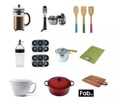 Here are some great Kitchen Essentials