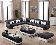 Modern Sofa Designs, Modern Leather Sofa, Home Decor Furniture, Sofas, Couch, Couches, Settees, Sofa, Lounge Suites