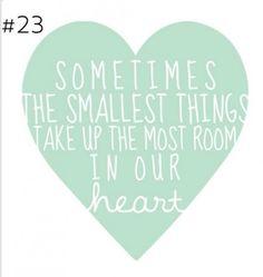 Kolbyn and Kendrick. <3 Tiny little hands left gynormus handprints on my heart.