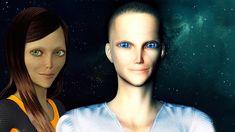 La raza Extraterrestre YahYel y su conexión con los Humanos         La raza extraterrestre YahYel, también llamada la raza Sassani ,