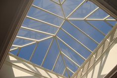 Image result for pyramid shaped skylights