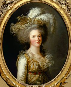 Élisabeth of France (Élisabeth Philippine Marie Hélène de France; 1764 – 10 May 1794 by guillotine) youngest sibling of the King, Louis XVI