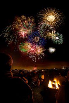 Mission Bay Fireworks (PhotoBotos.com)