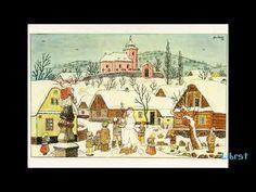 Nejlepší české vánoční koledy - YouTube