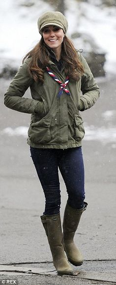 The Barbour jacket has become a mainstay in the wardrobes of the British establishment and is often worn by royalty including The Duchess of Cambridge and The Queen. The firm's workers are now threatening a strike