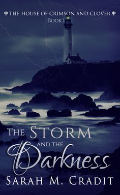 Original cover for The Storm and the Darkness (previously Book 1, now the Series Prequel)