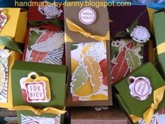 Handmade by Fanny Goodies, Blog, Gift Wrapping, Gifts, Handmade, Paper, Packaging, Craft, Sweet Like Candy