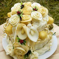 Sýrový dort dvoupatrový (velký)