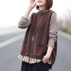 Japanese Mori Girl Vintage Harajuku Hippie Boho Vesten Dames Chandail Femme Pullover Sweater Women Pull Femme Hiver Fur Sweaters