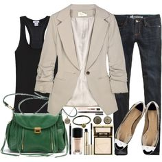 """""""green bag"""" by chrylou on Polyvore"""