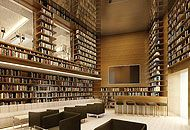 """The library...is the new """"must"""" for a house.... Yeah!!"""