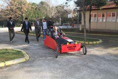 Funny vehicle