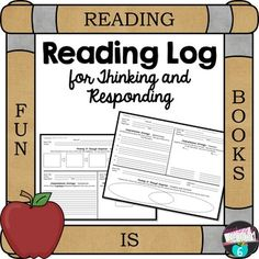 "Reading+log+without+parent+signatures!++This+eleven+page+Language+Arts+document+allows+the+students+to+think+about+their+nightly+reading+and+respond+in+a+meaningful+way.++No+more+""mom+sign+this""+Reading+Log.++Students+use+comprehension+strategies+and+graphic+organizers+to+respond+to+their+nightly+reading...not+just+list+a+title+and+get+a+signature."
