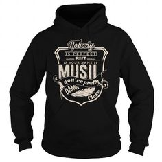 Awesome Tee MUSIL T shirts