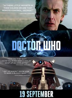 """Doctor Who 