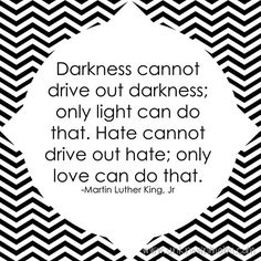 Martin Luther King Jr Quote #MLK #MLKDay