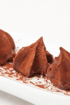 A stunning dark chocolate mousse recipe from Aaron Patterson, perfect served either on its own or as part of a larger dessert. This mousse uses an espuma gun to create a wonderfully smooth texture.