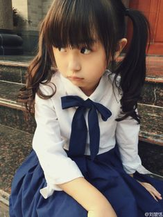 放學后的你[微風][太陽][音樂]  Asian Angels, Child Actresses, Cute Girls, Cute Babies, Children, Kids, Flower Girl Dresses, Wedding Dresses, Baby