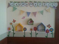 okuma kosesi -reading corner for classroom