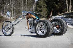I'll take one of these !    Now this is a trike , not one of those Spiders !