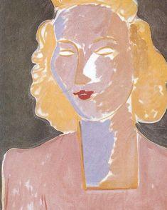 Matisse palette (c.1942)