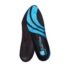 397c04100 Amazon.com : Shock Doctor Skate Insole : Hockey Skate Accessories : Sports  & Outdoors