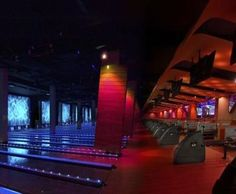 """Celebrate the holidays in style!  Named the """"Best Place to Bowl in OC"""" by OC Weekly, Bowlmor Anaheim features 41 state-of-the-art bowling lanes."""