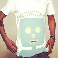 #robot  If i only have a heart.