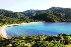 Located off the northeastern extremity of Luzon Island, a protected landscape and seascape lies. Palaui Island in Cagayan Valley boasts of white sandy. Beach Vacation Spots, Vacation Wishes, Philippines Beaches, Philippines Travel, Cagayan Valley, Places To Travel, Places To See, Beaches In The World, Island Beach