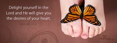 Download Delight Yourself - Christian Facebook Cover & Banner