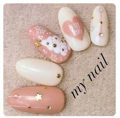 Christmas fun nails