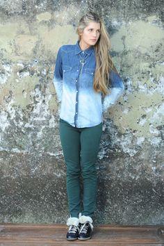 #camisa #invierno #lookbook