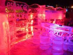 Ice Bar - Igloofest 2010