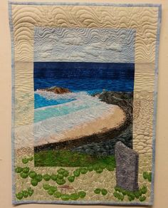 Sheena Norquay, Seascape With Selkies