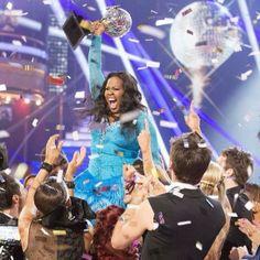 Amber Riley, de Glee, vence Dança dos Famosos