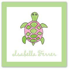 Sea Turtle Vinyl Stickers