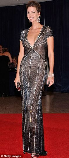 Ivanka Trump - White House Correspondents' Dinner
