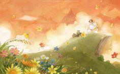 kim minji illustration