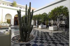 J'aime beaucoup le carrelage !    Riad Lotus Privilège à Marrakech