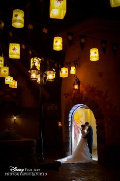 Light up your love with romantic lanterns at Disney's Magic Kingdom
