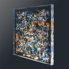 MURANO'S GLASS IN ACRYLIC SHEETS