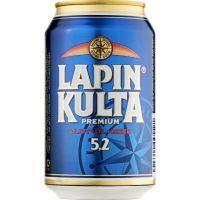 Lapin Kulta Premium 5,2% 24 x 0,33 Liter inkl. Pfand  auf dem Scanbay Marktplatz - Skandinavische Spezialitäten